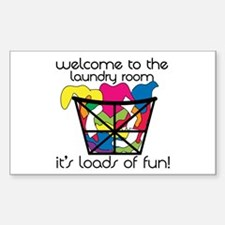 Lods Of Laundry Decal