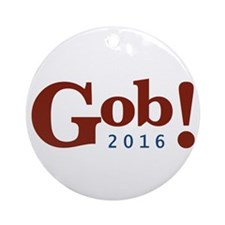 Gob! 2016 Ornament (round)