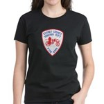 Virginia City Fire Department Women's Dark T-Shirt