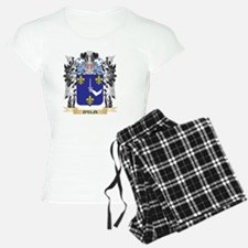 D'Elia Coat of Arms - Famil Pajamas
