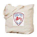 Virginia City Fire Department Tote Bag