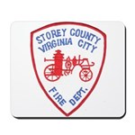 Virginia City Fire Department Mousepad
