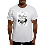 LLOYDS OF LUBBOCK - Ash Grey T-Shirt