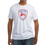 Virginia City Fire Department Fitted T-Shirt
