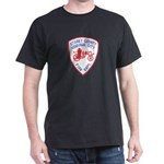 Virginia City Fire Department Dark T-Shirt