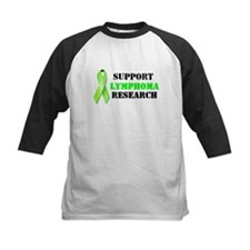 Support Lymphoma Research Tee