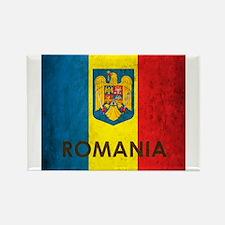 Cute Romanian Rectangle Magnet