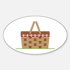 Picnic Basket Decal