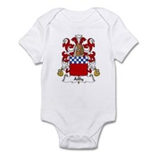 Ailly Family Crest Infant Bodysuit