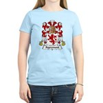 Aigremont Family Crest Women's Light T-Shirt