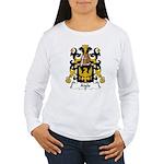 Aigle Family Crest Women's Long Sleeve T-Shirt