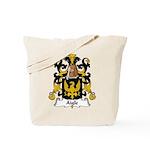 Aigle Family Crest Tote Bag