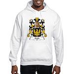 Aigle Family Crest Hooded Sweatshirt