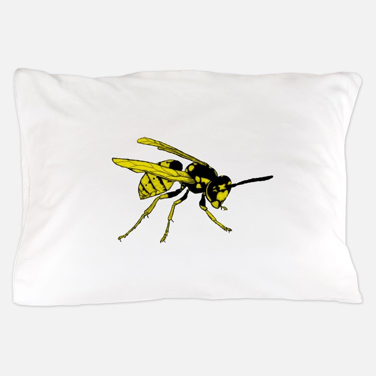 Cute Wasp Pillow Case