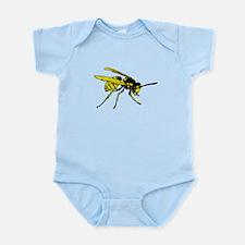 Cute Wasp Infant Bodysuit
