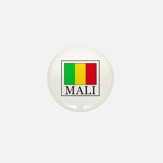 Mali Mini Button