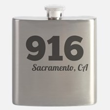 Area Code 916 Sacramento CA Flask