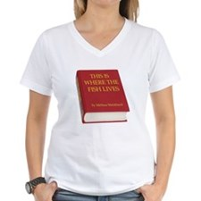 Fish Book Shirt