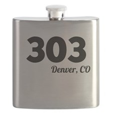 Area Code 303 Denver CO Flask