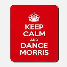 Morris Dancing Mousepad