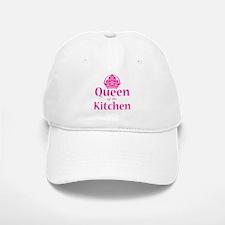 Queen Of Kitchen Baseball Baseball Cap