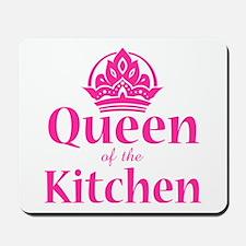 Queen Of Kitchen Mousepad