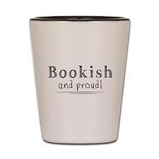 Unique Bookstore Shot Glass