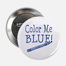Color Me Blue! Button