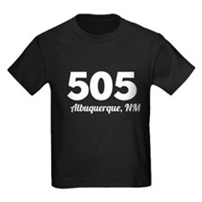 Area Code 505 Albuquerque NM T-Shirt