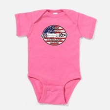 LICC USA Baby Bodysuit