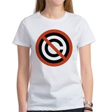 No Copyright Tee