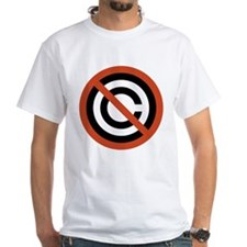 No Copyright Shirt