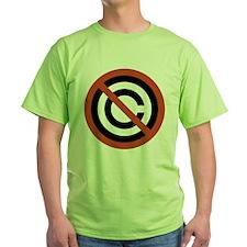 No Copyright T-Shirt