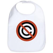 No Copyright Bib