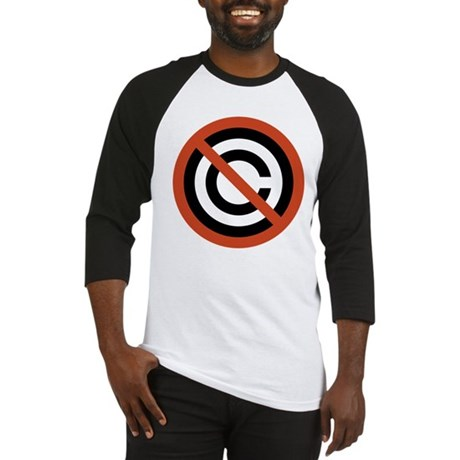 No Copyright Baseball Jersey