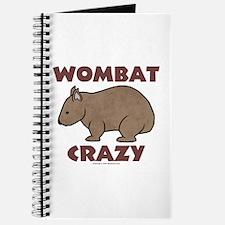 Wombat Crazy III Journal
