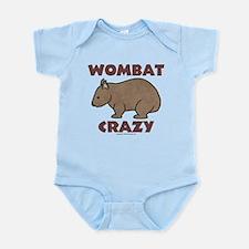 Wombat Crazy III Infant Bodysuit
