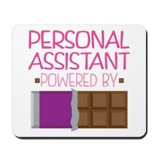 Personal Assistant Mousepad