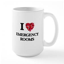 I love EMERGENCY ROOMS Mugs