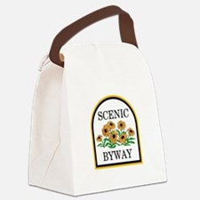 Maryland Scenic Byway, USA Canvas Lunch Bag