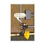 Rattachewie 1 - Mini Poster Print