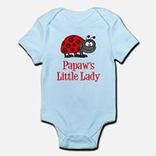 Papaw's Little Lady Body Suit