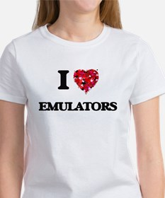 I love EMULATORS T-Shirt