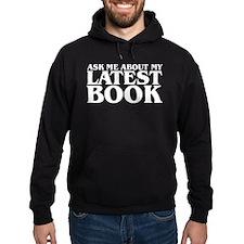 latestbookwhi.png Hoodie
