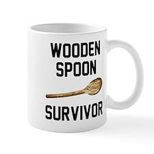Wooden Spoon Survivor Mug
