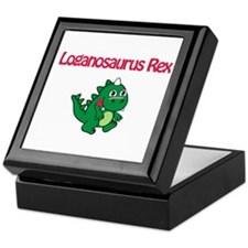 Loganosaurus Rex Keepsake Box