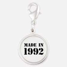 Made in 1992 Charms