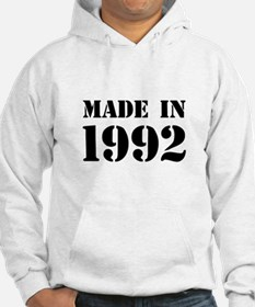 Made in 1992 Jumper Hoody