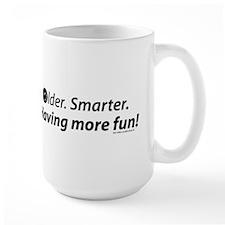 Older Wiser Mugs