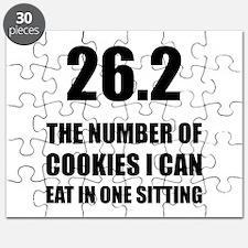 Cookies I Can Eat Marathon Puzzle